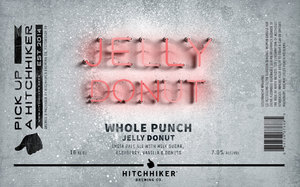 Whole Punch Jelly Donut - Milkshake IPA - 4-Pack